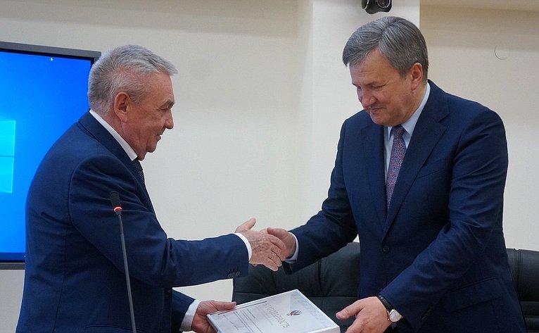 Владимир Бекетов посетил Кубанский государственный университет