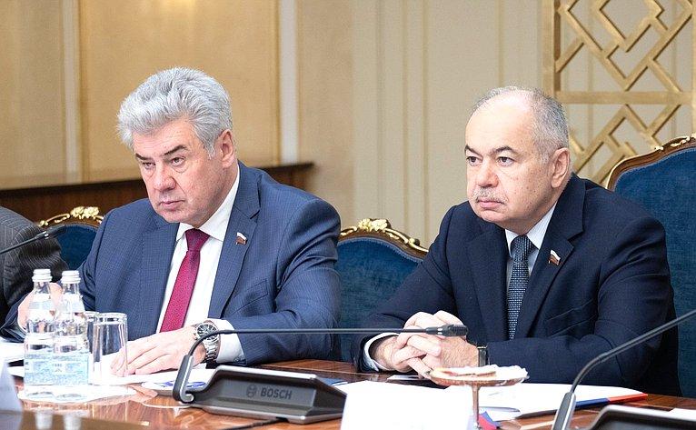 Виктор Бондарев иИльяс Умаханов