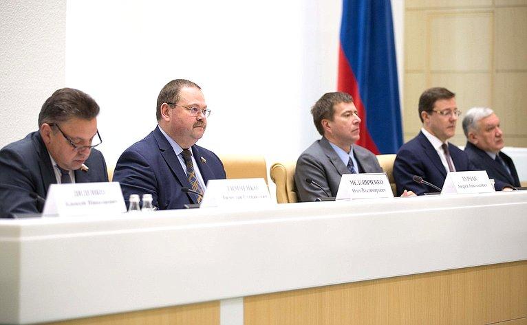 Съезд Общероссийской общественной организации «Всероссийский Совет местного самоуправления»