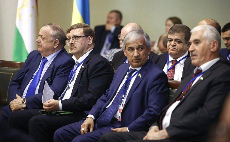 Заседание Совета МПА СНГ