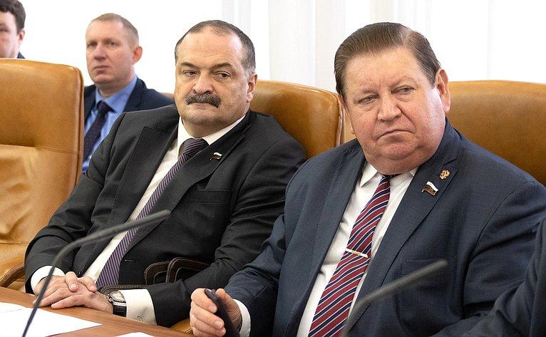 Сергей Меликов иВладимир Литюшкин