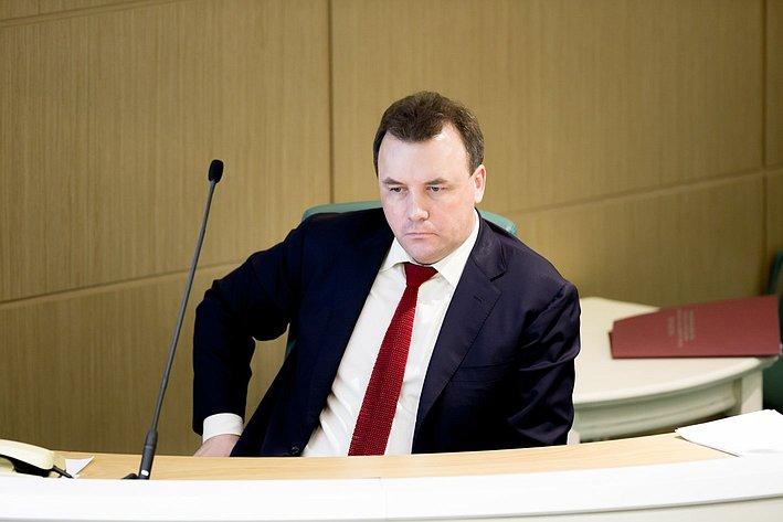 А. муравьев 371-е заседание Совета Федерации