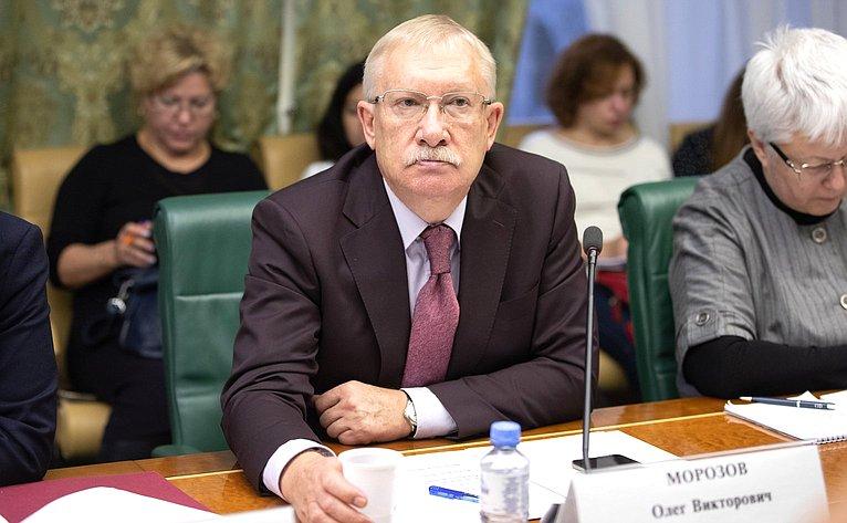 Олег Морозов