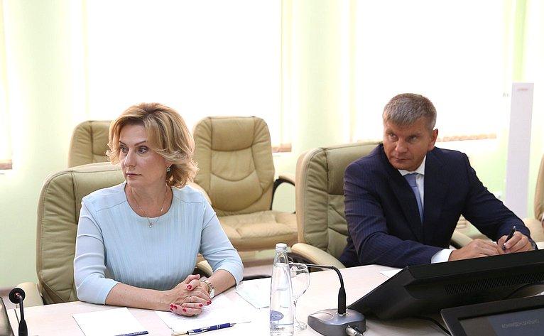 Инна Святенко иГеннадий Голов