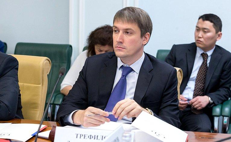 Д. Трефилов