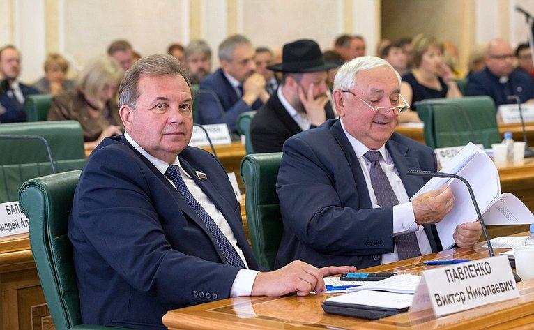 Виктор Павленко иСтепан Киричук
