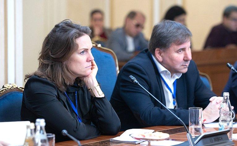 Встреча Константина Косачева сучастниками проекта «Россия глазами зарубежных лидеров нового поколения»