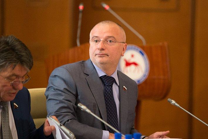 Визит делегации СФ в Якутию Клишас
