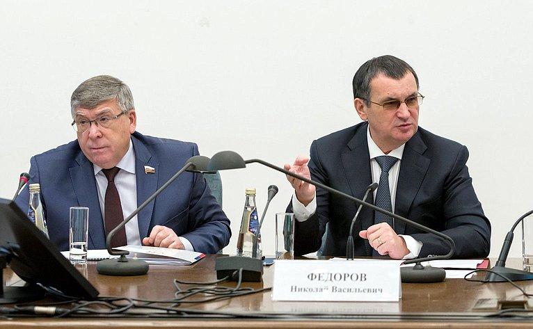 Валерий Рязанский иНиколай Федоров