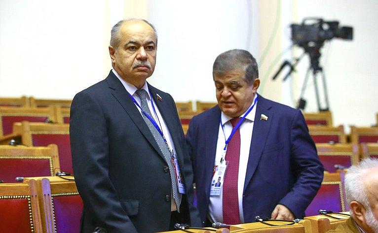 Ильяс Умаханов иВладимир Джабаров