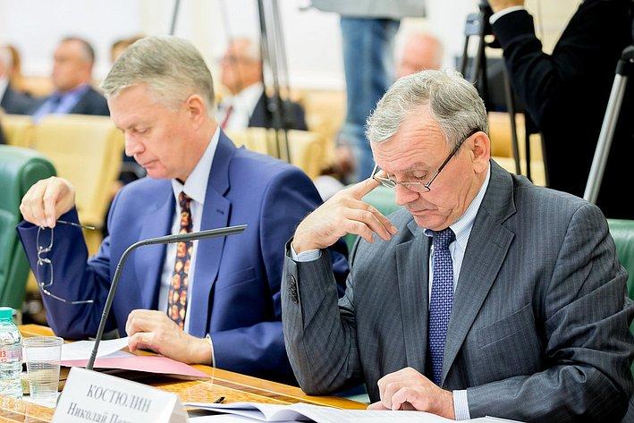 Заседание Организационного комитета Евразийского женского форума