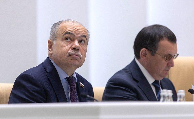 436-е заседание Совета Федерации
