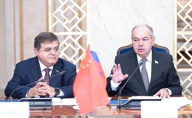 Владимир Джабаров иИльяс Умаханов