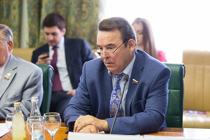 Заседание Комитета общественной поддержки Юго-Востока Украины-4 Зинуров
