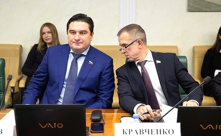 Алексей Коротков иВладимир Кравченко