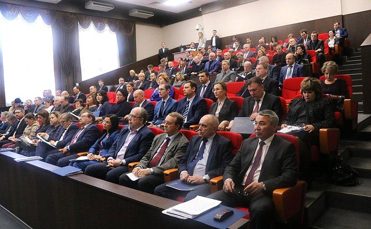 О. Мельниченко принял участие врасширенном заседании коллегии Федерального агентства поделам национальностей