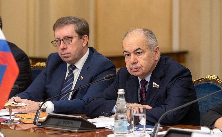Алексей Майоров иИльяс Умаханов