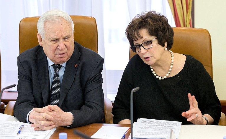 Н. Рыжков иЕ. Лахова