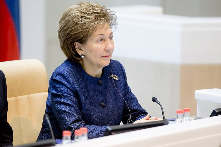 379-е заседание Совета Федерации Карелова