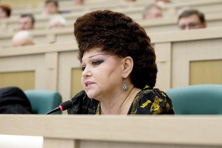 367-е заседание Совета Федерации Петренко