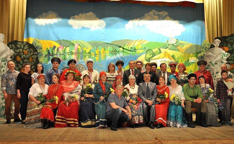 А. Александров принял участие вторжественных мероприятиях вКалуге, посвященных Дню России