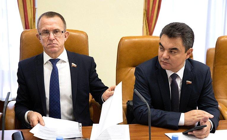 Владимир Кравченко иИрек Ялалов