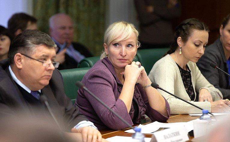 «Круглый стол» Комитета СФ поаграрно-продовольственной политике иприродопользованию