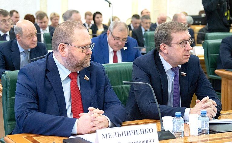 Олег Мельниченко иАлексей Майоров