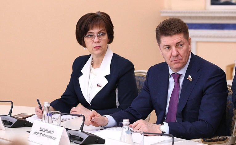 Елена Попова иАндрей Шевченко