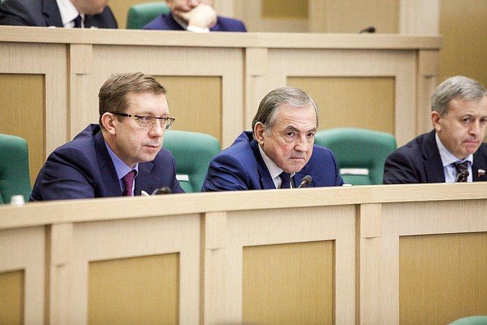 362-е заседание СФ Майоров, Бирюков