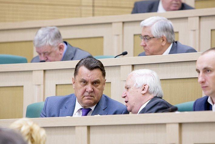 354-е Заседание СФ-27 В. Шнякин