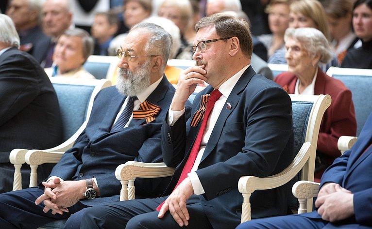 К. Косачев иА. Чилингаров