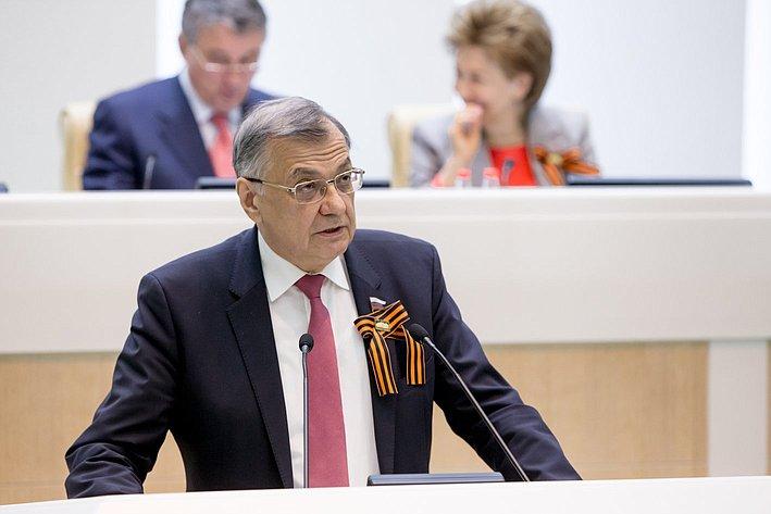 373-е Заседание Совета Федерации Жиряков