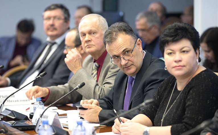 Заседание Экспертного совета поздравоохранению