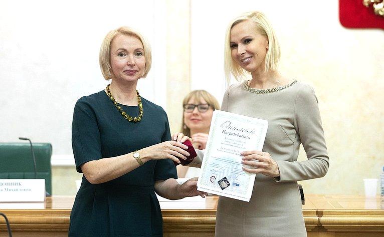 Церемония награждения победителей идипломантов Международного конкурса качества пищевой продукции «ГАРАНТИЯ КАЧЕСТВА– 2018»