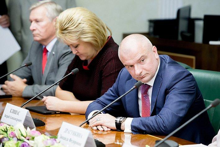 В Совете Федерации состоялось подписание Соглашения о сотрудничестве с Российским государственным университетом правосудия. Клишас