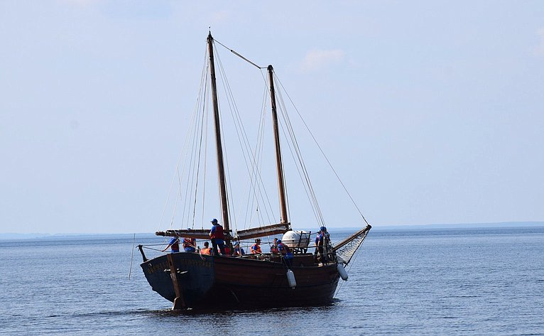 Дан старт седьмой экспедиции «Вместе поРусскому Северу»