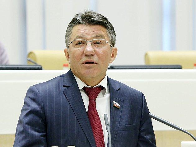 331 заседание Совета Федерации Озеров