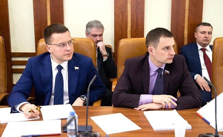 Александр Пронюшкин иДмитрий Шатохин