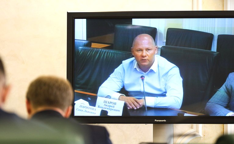Заседание Совета поразвитию финансового рынка