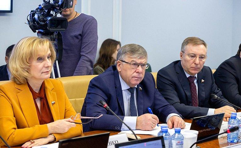 Инна Святенко, Валерий Рязанский иАлександр Варфоломеев