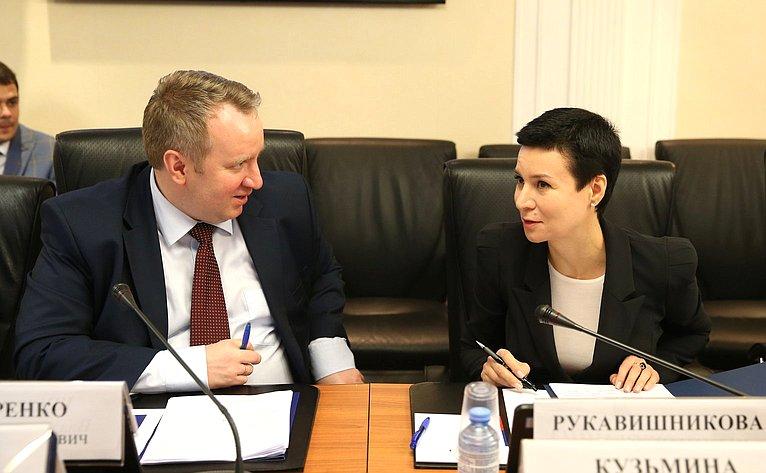 Петр Кучеренко иИрина Рукавишникова