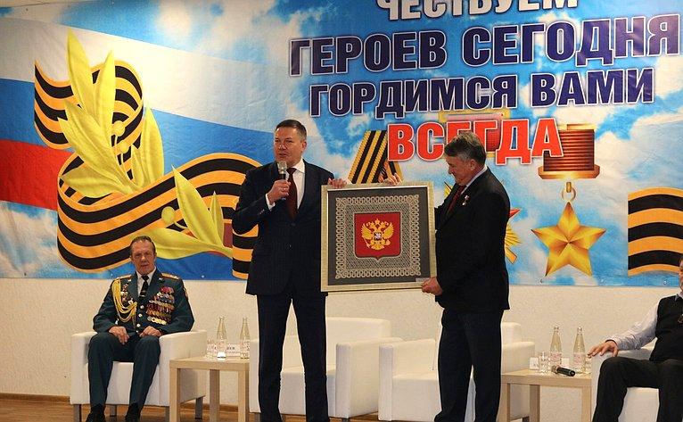 Юрий Воробьев иОлег Кувшинников