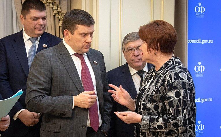 Подписание соглашения осотрудничестве между Советом Федерации иВысшей школой экономики