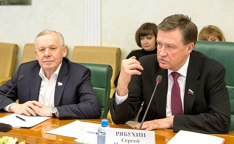 В. Шуба иС. Рябухин