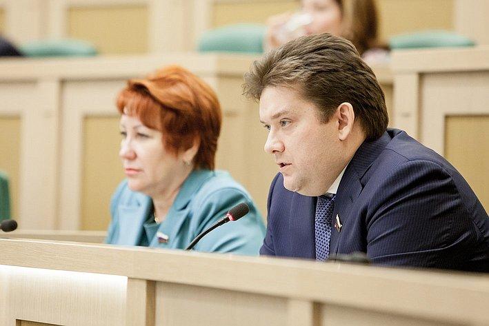 364-е заседание Журавлев