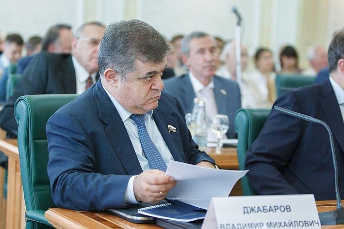Парламентские слушания по культуре-28 Джабаров