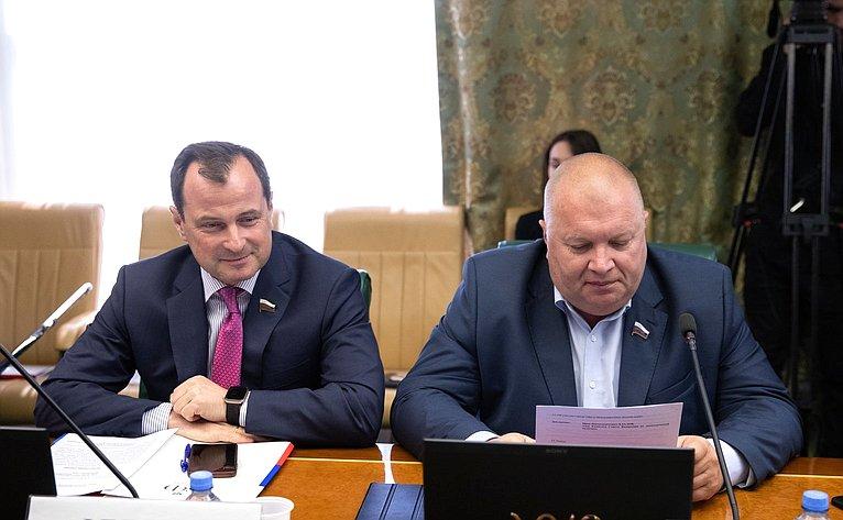Юрий Федоров иИгорь Панченко