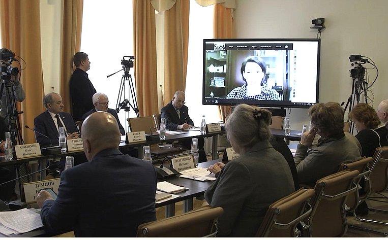 Маргарита Павлова приняла участие в«круглом столе» «Биоэтика ибиоправо»