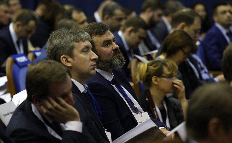 Заседание Совета поразвитию цифровой экономики при Совете Федерации